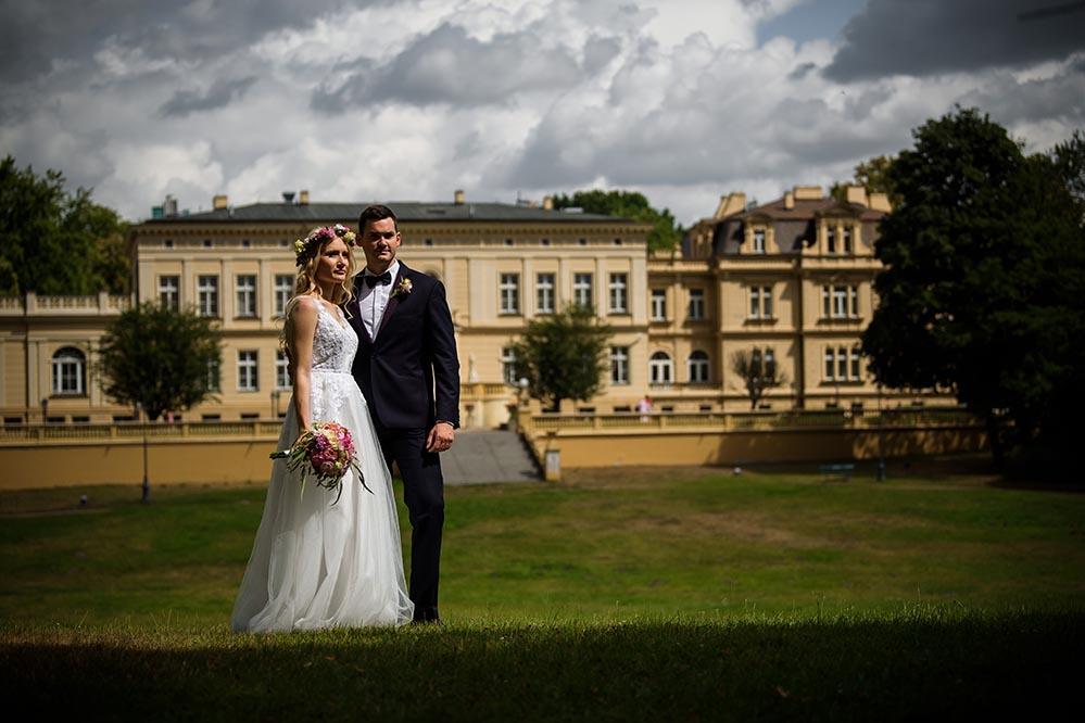 ślub Bydgoszcz, sesja Ostromecko, wesele Ostromecko