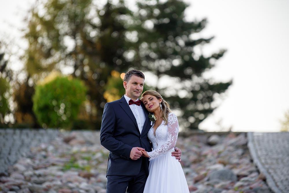 klip ślubny, Wichrowe Wzgórza Chmielno, sesja plenerowa