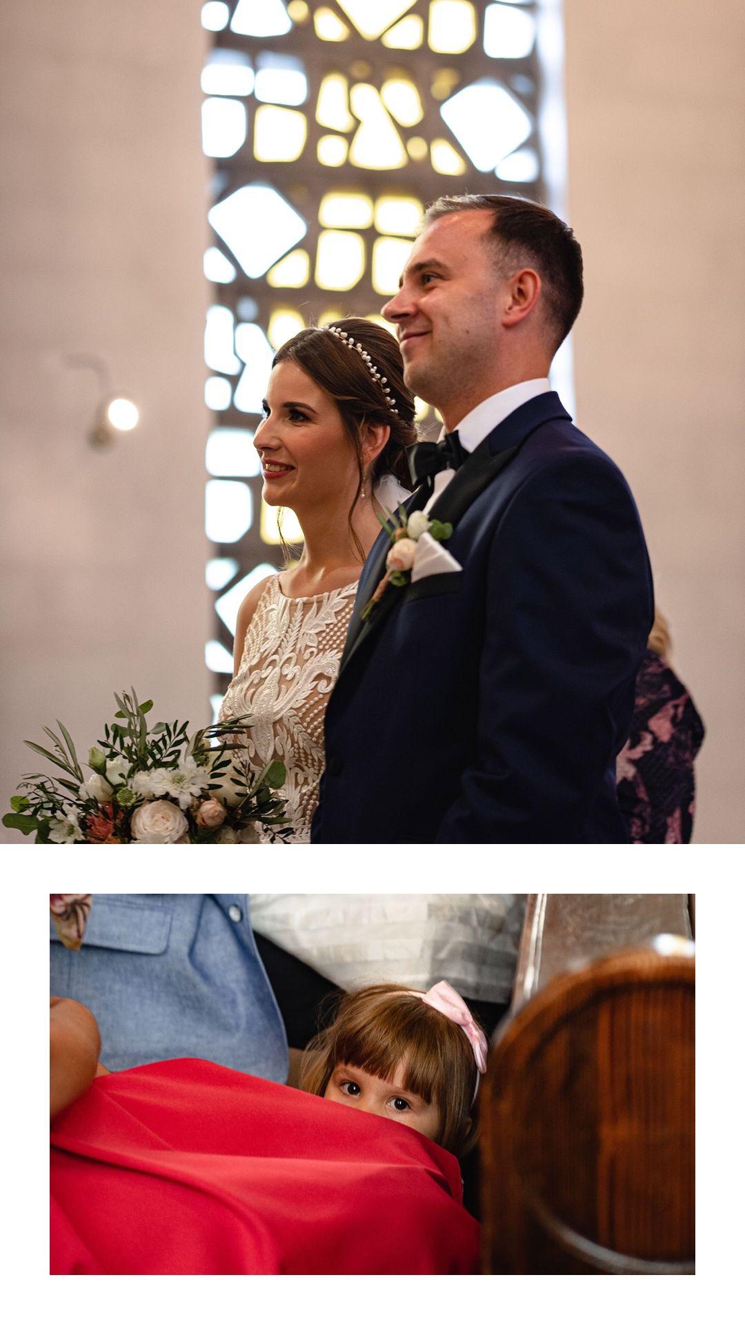 Św. Floriana Kolbudy, Ślub kościelny, przysięga kościelna, wzruszenie podczas przysięgi, say yes,